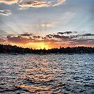 Evening at Rose Bay marina III by andreisky
