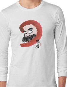 達磨 Daruma Long Sleeve T-Shirt