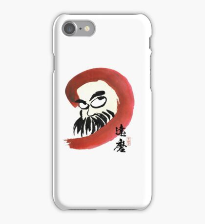 達磨 Daruma iPhone Case/Skin