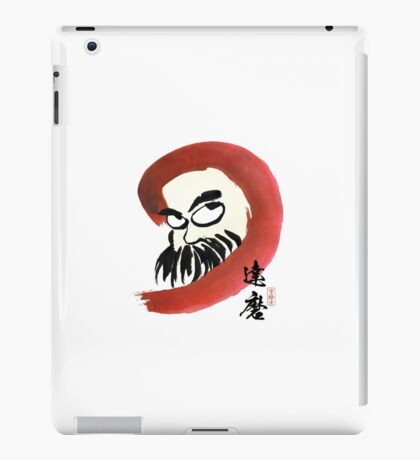 達磨 Daruma iPad Case/Skin