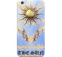 The Sun Tarot iPhone Case/Skin