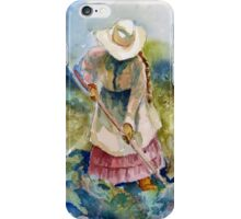 In the Garden iPhone Case/Skin