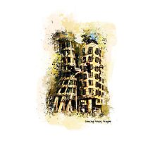 Dancing House, Prague Photographic Print