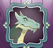 Dragon by Sydney Eller
