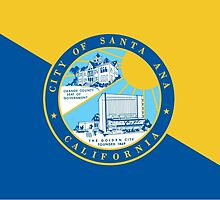 Flag of Santa Ana  by abbeyz71