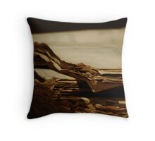 Archive no.5 Throw Pillow