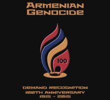 Armenian Genocide 100yr Anniversary Kids Clothes