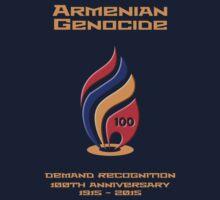 Armenian Genocide 100yr Anniversary Kids Clothes