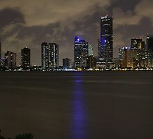 Miami City Scape by roadsidestills