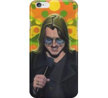 Mitch Hedberg iPhone Case/Skin