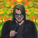 Mitch Hedberg by Conrad Stryker
