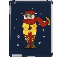 Mr. Adventurer iPad Case/Skin