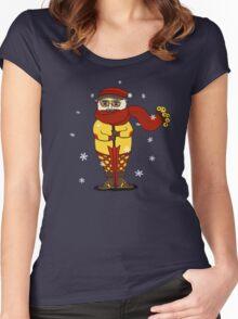 Mr. Adventurer Women's Fitted Scoop T-Shirt