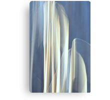vertical impressions Canvas Print