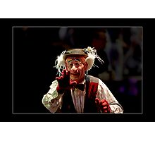 Clowning near LA Photographic Print