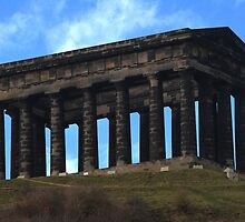 Penshaw Monument by Peter Reid