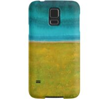 Chamisa in Bloom original painting Samsung Galaxy Case/Skin