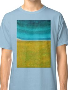 Chamisa in Bloom original painting Classic T-Shirt