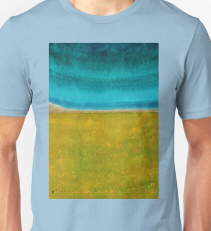 Chamisa in Bloom original painting Unisex T-Shirt