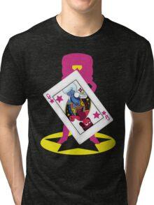 I am a conversation - V1 Tri-blend T-Shirt