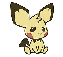 Pichu by Left2Fail