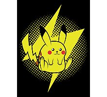 Pikachu! Photographic Print
