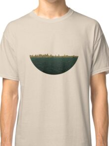 Skyless Composition 2 | Two Classic T-Shirt