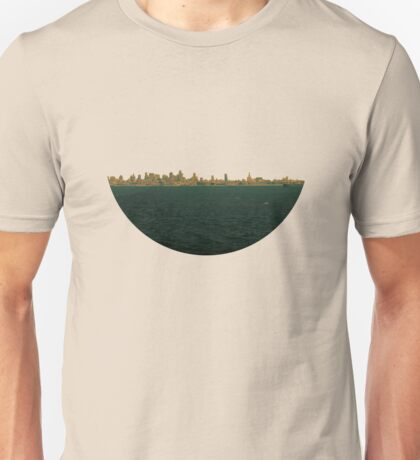 Skyless Composition 2 | Two Unisex T-Shirt
