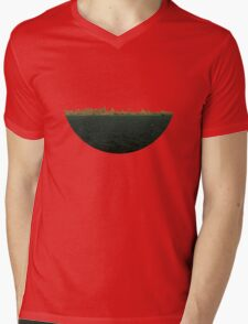 Skyless Composition 2 | Two Mens V-Neck T-Shirt