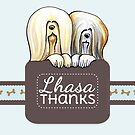 Lhasa Thanks by offleashart