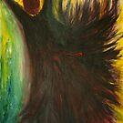 Bird dancer by catherine galfetti