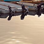 Boats  by John  Kapusta