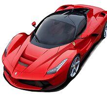 Ferrari LaFerrari by ross-Gardiner