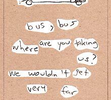 Bus, Bus by John Douglas