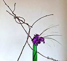 Ikebana-119 by Baiko