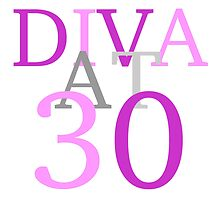 Diva At 30 by thepixelgarden