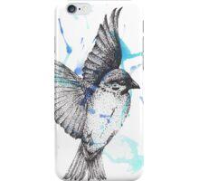 Dotwork Bird iPhone Case/Skin