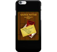 Harry Potter and the Philosopher's Stone iPhone Case/Skin