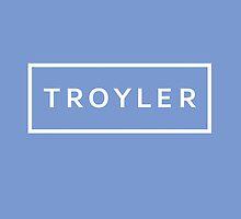 TROYLER (TRXYE insp) light blue by Susanna Olmi