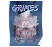 Grimes // Poster