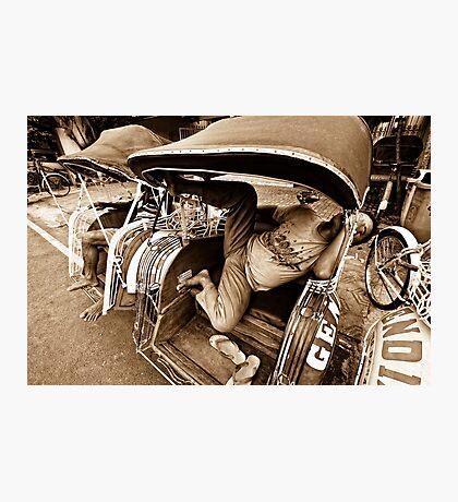Yogyakarta - Indonesia Photographic Print