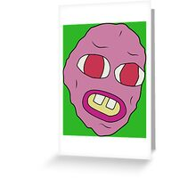 "Tyler, The Creator - ""Cherry Bomb"" Greeting Card"