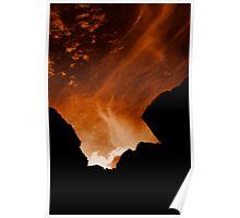 Dark Cliffs Poster