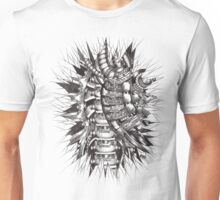 Human Mechanatomy Unisex T-Shirt