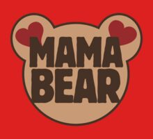 Mama bear by Boogiemonst