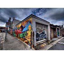 Enmore Street Art - Sydney Australia Photographic Print