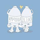 The Cutest Couple: Ammonia & Bleach by rebecca-miller
