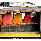 ' Rickshaw Allsorts ' by Mat Moore