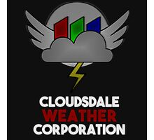 Cloudsdale Weather Corporation Photographic Print