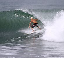 Stand up barrels by Dominic  Rodwell